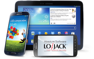 Lojack for Mobile Devices