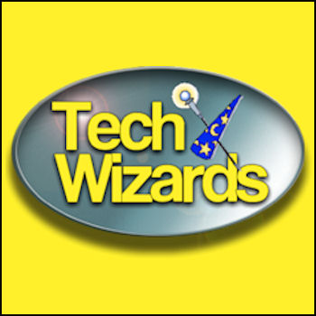 Tech Wizards Logo